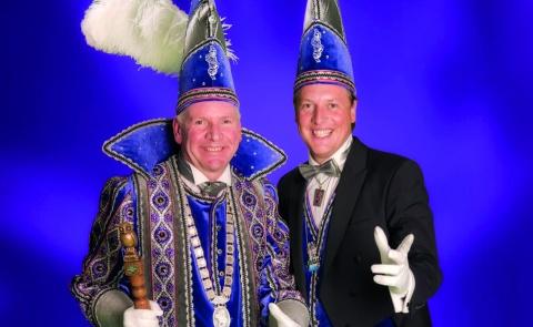 Hertog Johan is de 53e Hertog van de Oelewappers!